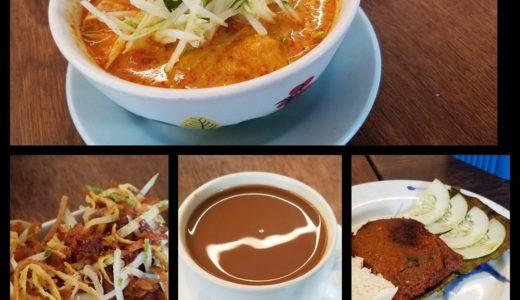 マレーシアに行って食べるロコフードの定番は?NYOYA(ニョニャ)料理がお勧めです。